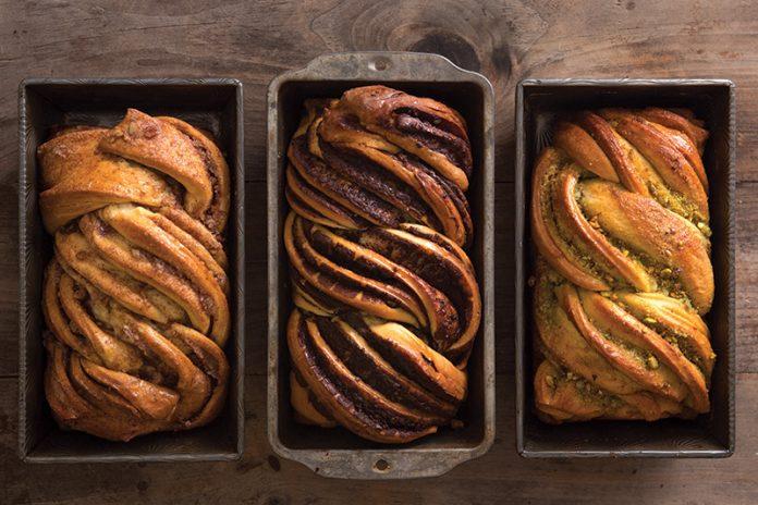 Twist Loaf Bread