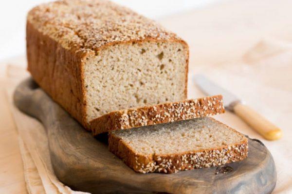 Chia seed and white sesame Bread