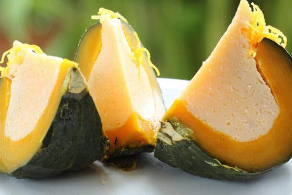 Japanese Pumpkin Custard